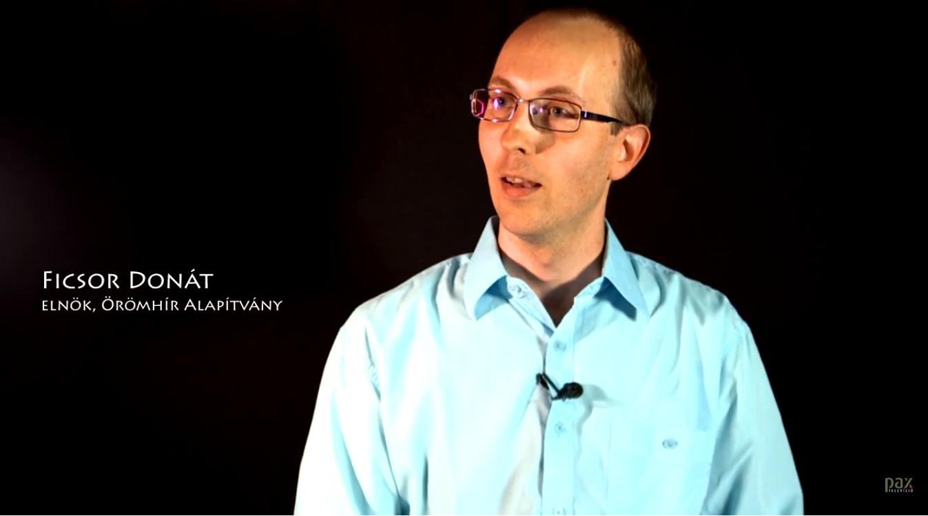 A Creation Projekt a PAX tévében