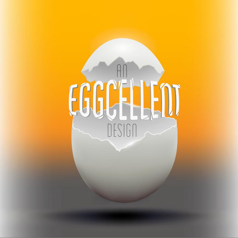 Tökéletesen megtervezett tojáshéj